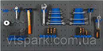 Перфорированная панель для инструментов