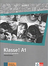 Книга Klasse! A1 Intensivtrainer