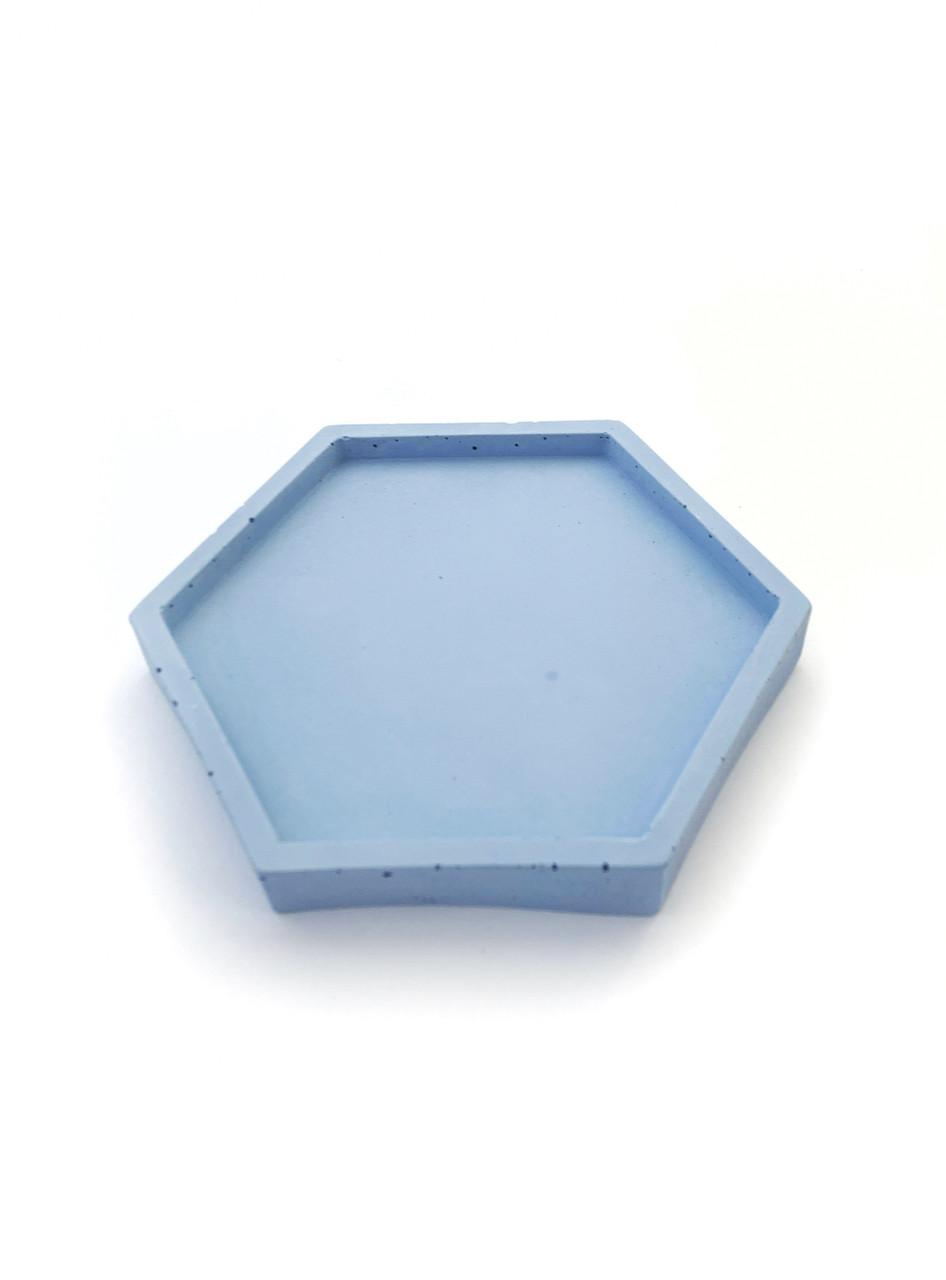 Бетонна підставка Decoline (голуба) B1004-3