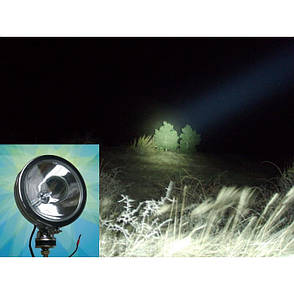 Пошуковий прожектор, ксенон LS6011 + кришка Китай (хром), фото 2