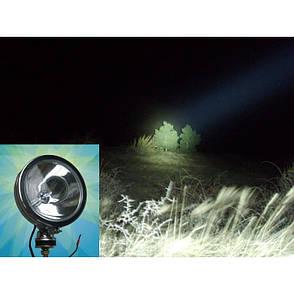 Прожектор поисковый лодочный ксенон LS5010 + крышка Китай (хром), фото 2