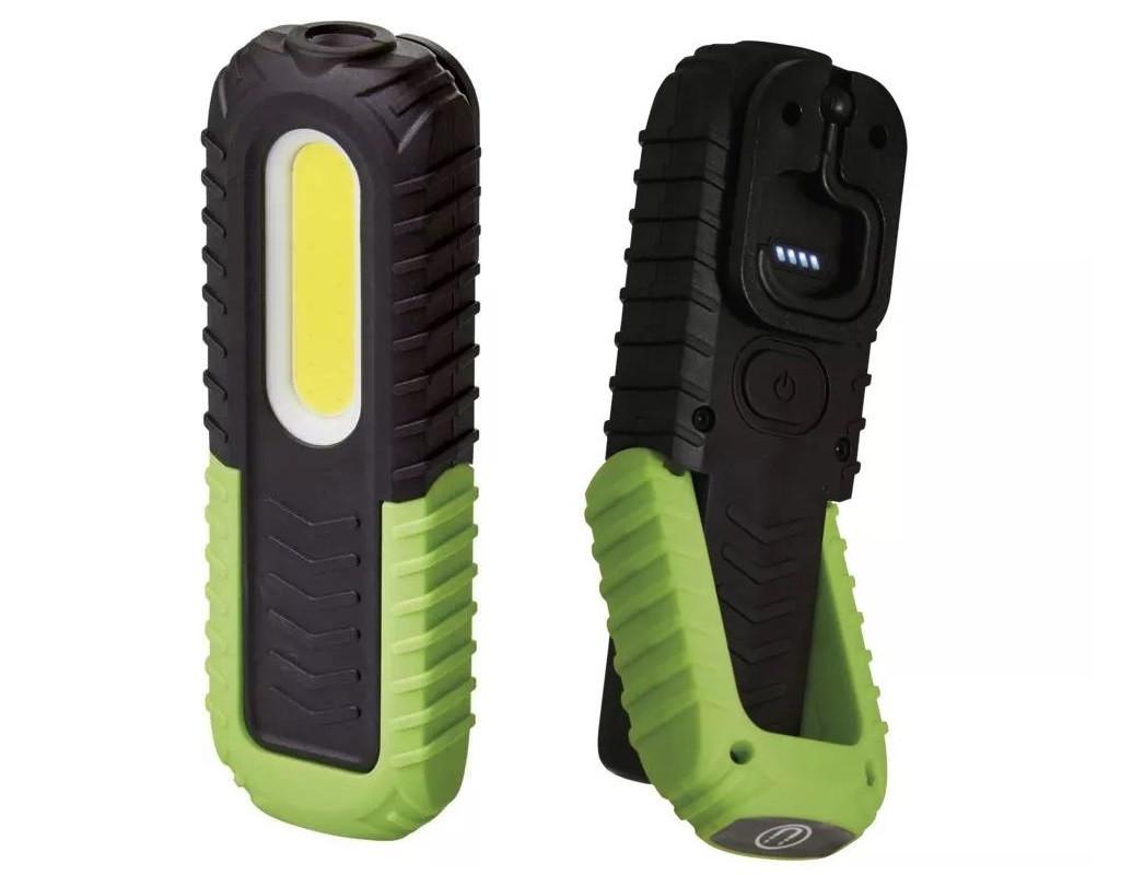 Ручной фонарь на встроенном аккумуляторе Emos P4531