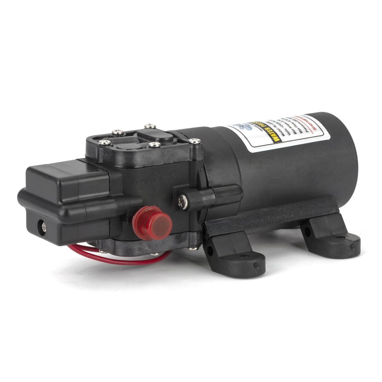 Автоматический диафрагмовый насос RL-2202A 4 л/м давления 80 PSI