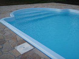 Скловолоконний басейн