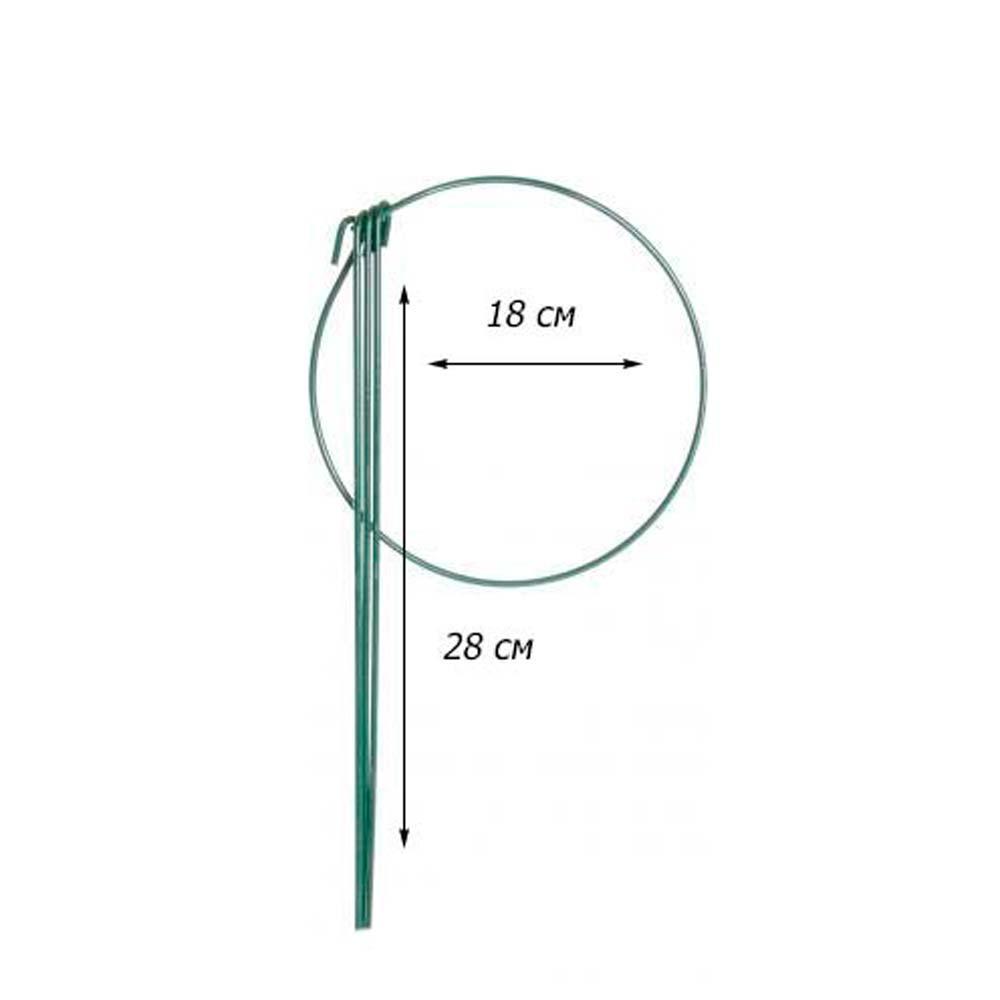 Поддержка для растений ZRостай  1 кольцо ISP1828 N7008