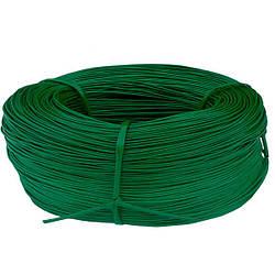 Подвязка для растений из ПВХ ZRостай 25 м N7003