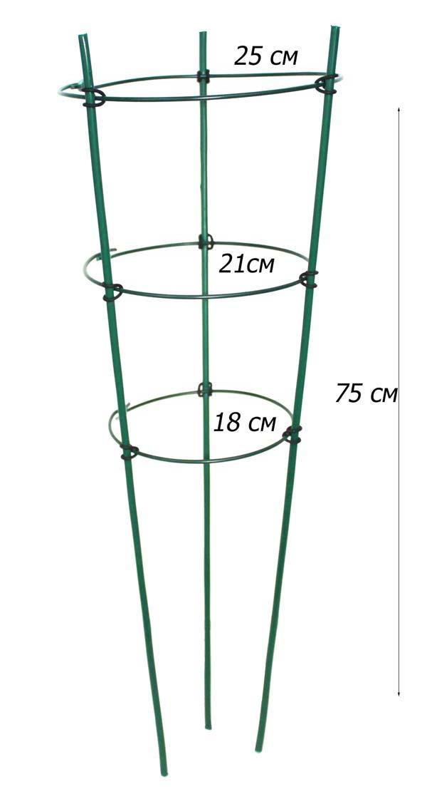 Поддержка для растений ZRостай  3 кольца IFR-75 N7020