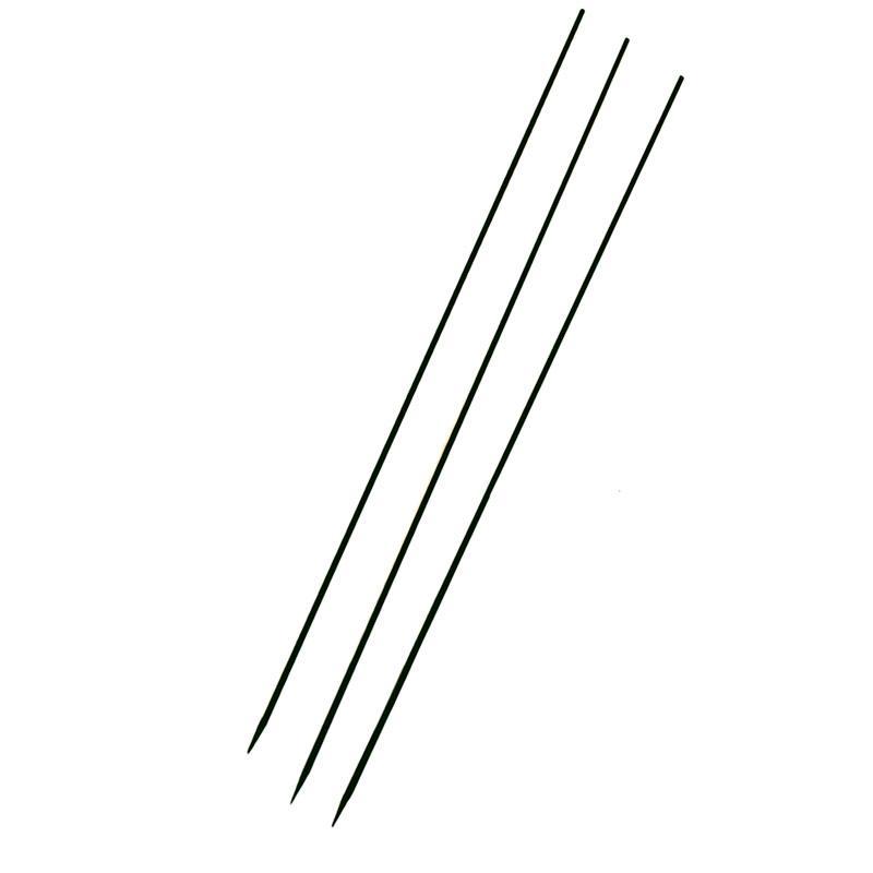 Прут бамбуковый ZRостай ЧЕРНЫЙ 70см (6мм) N8020
