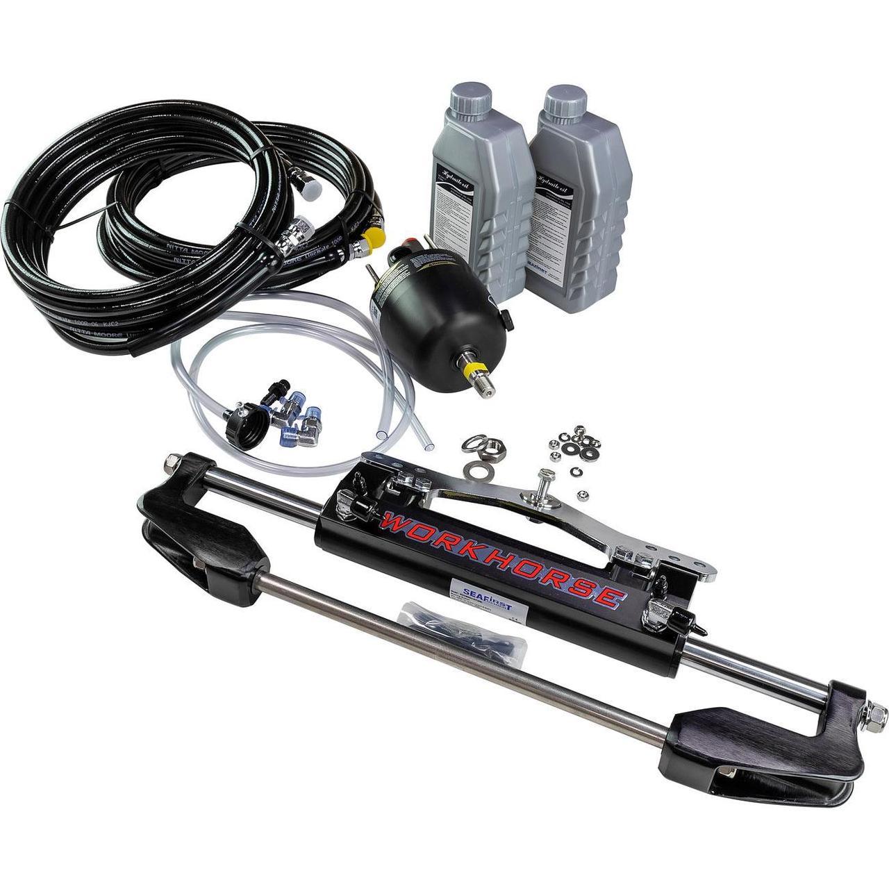 Гидравлическая система рулевого управления 200-450 л.с Sea First
