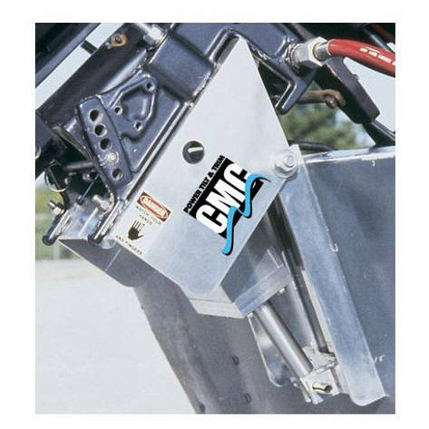 Электрогидравлический подъемник PT-35 CMC для моторов до 40л.с, фото 2