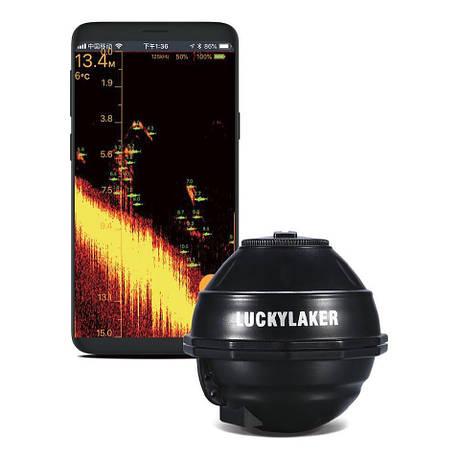 Бездротовий ехолот Lucky FF916S з функцією GPS для телефонів, фото 2