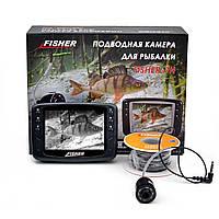 Подводная камера для рыбалки Fisher CR110-7H 15