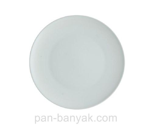 Тарелка FoREST Elara круглая без борта d18 см фарфор (730016)