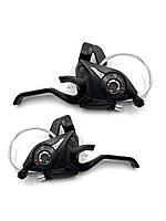 Моноблоки Shimano ST-EF51, манетки на велосипед