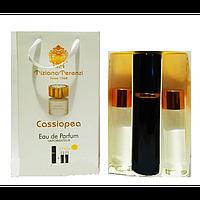 Мини-парфюм с феромонами унисекс Tiziana Terenzi Cassiopea 3х15 мл