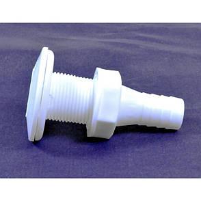 Зливний Штуцер, діаметр 26 мм 32203, фото 2
