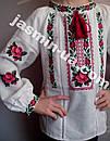 Вышиванки для девочки лен, фото 5