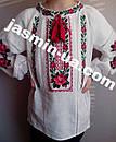 Вышиванки для девочки лен, фото 8