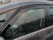 Дефлектори вікон вставні Mitsubishi ASX 2010, 5D, Польща