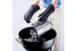 Стартер для розжига углей из алюминиевой стали 19 х 19 х 30 см Weber (7416), фото 3