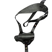 Кобура оперативная для ПМ, МР654К, кожаная формованная