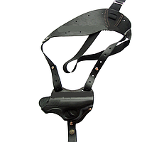 Кобура оперативна для ПМ, МР654К, шкіряна формована