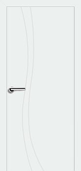 Міжкімнатні двері Брама модель 7.5 (фарба)