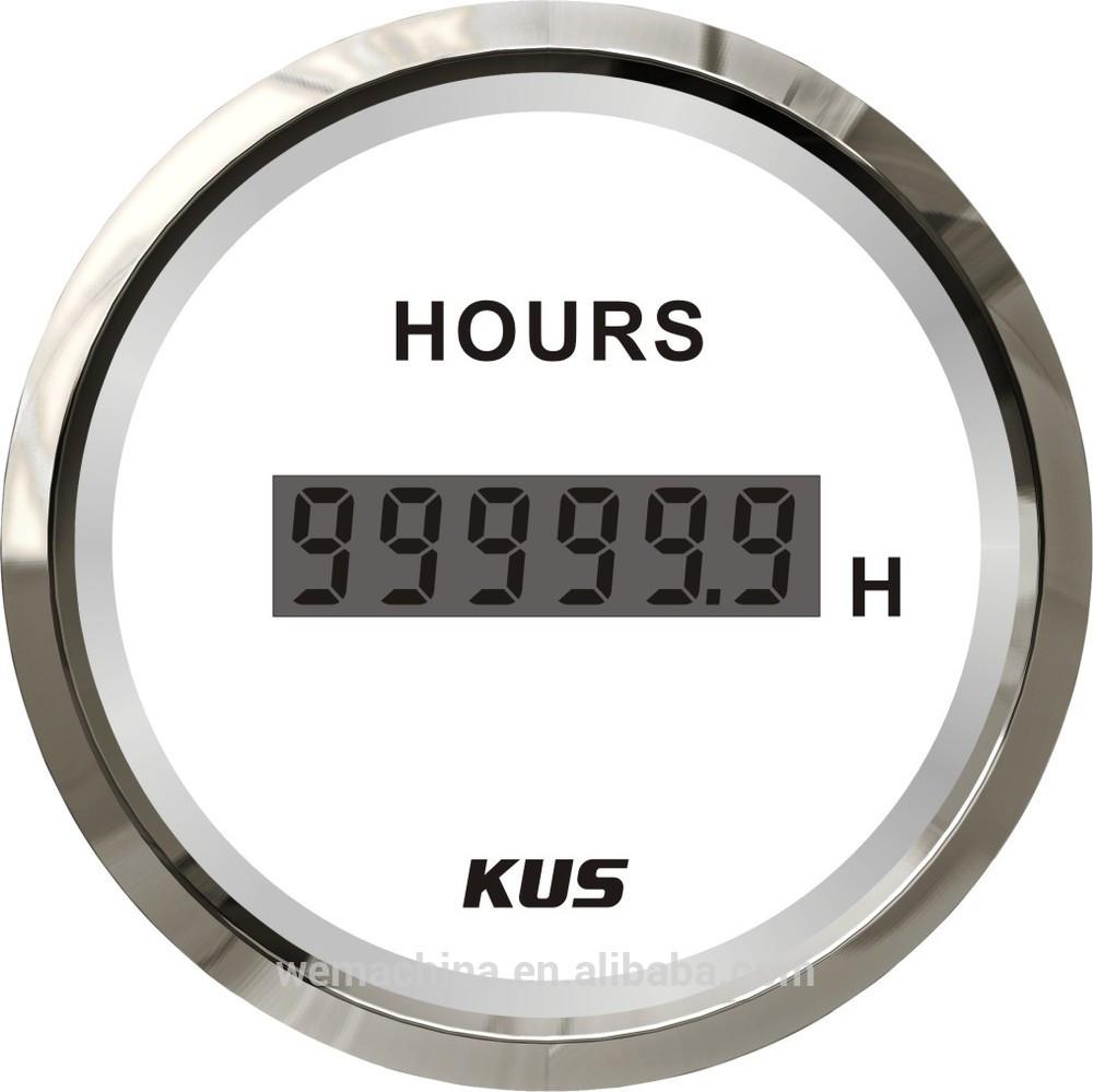Лічильник мотогодин Wema (Kus) білий Китай KY39202