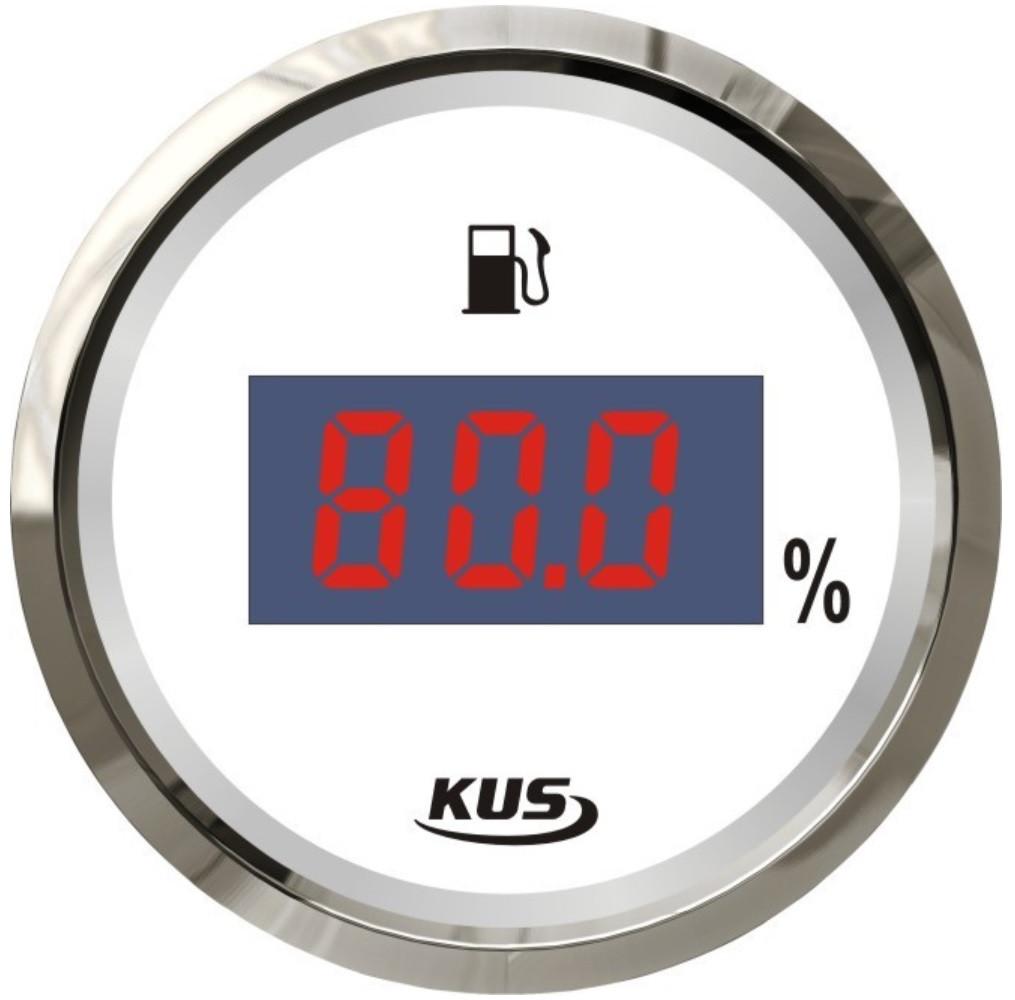 Датчик уровня в лодку топлива цифровой сопротивление 4~20mA белый Wema Kus Китай KY10113