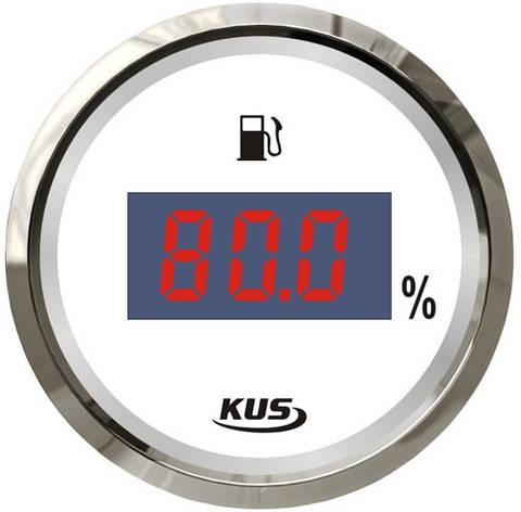 Датчик уровня в лодку топлива цифровой сопротивление 4~20mA белый Wema Kus Китай KY10113, фото 2