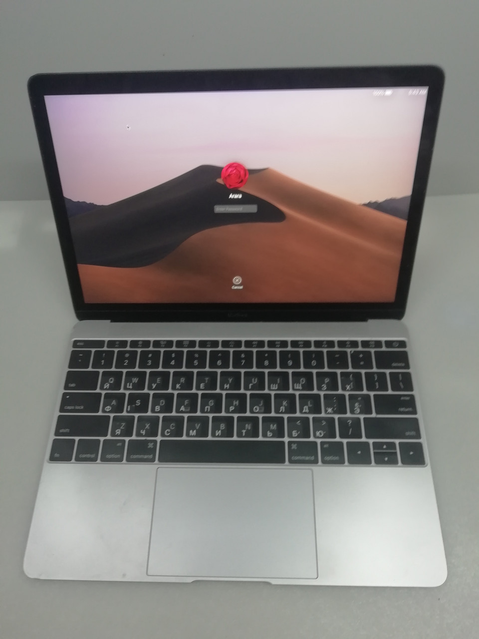 "Ноутбук APPLE A1534 Retina MacBook 12"" 2015"