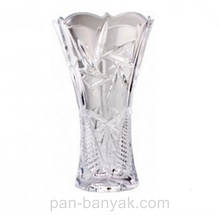 Ваза для цветов Bohemia Pinwheell h25 см богемское стекло (b89001-99030/250)