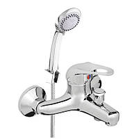 Смеситель для ванной Rubineta P-10/K STAR