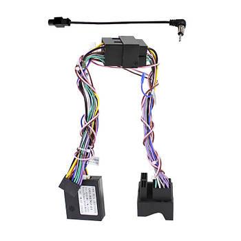 ISO адаптер Lesko для Mercedes Benz B200 2004-2012гг. +CAN BUS фишка