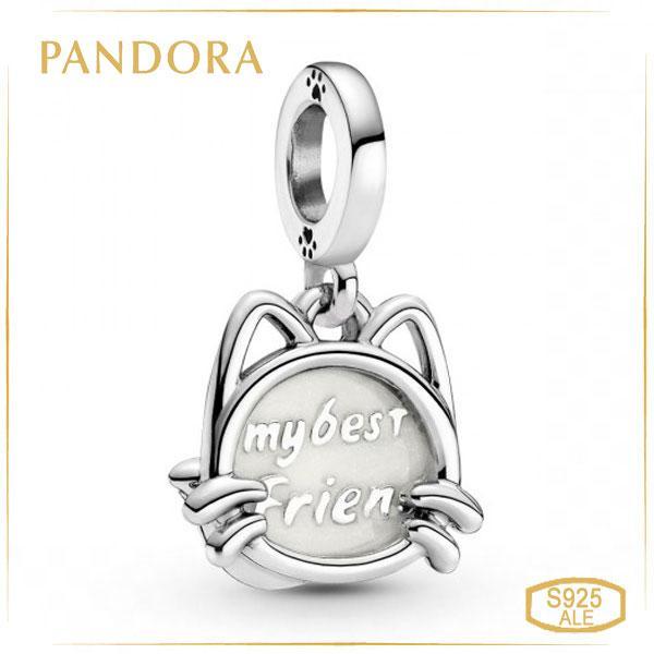 Пандора Шарм-підвіска Мій коханий котик Pandora 799329C01