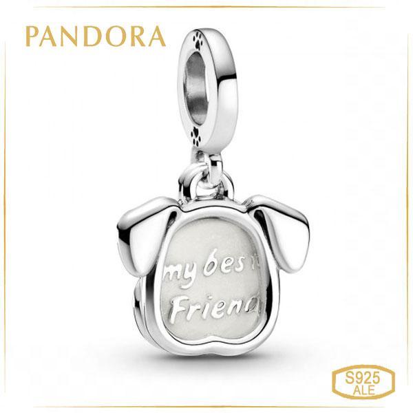 Пандора Шарм-подвеска Мой любимый песик Pandora 799327C01