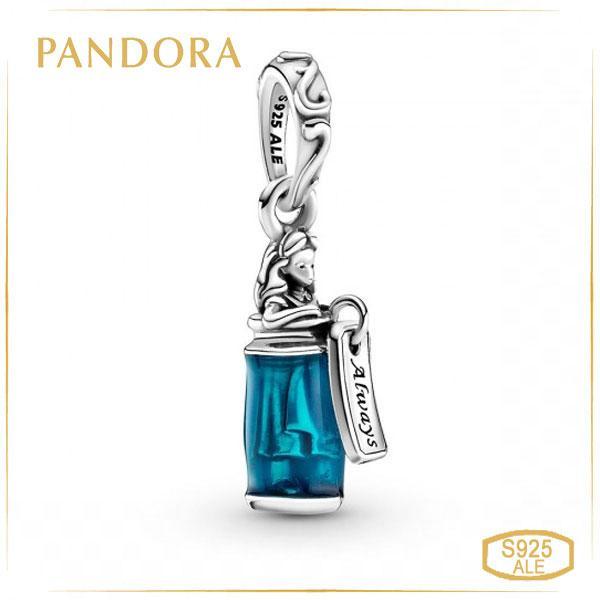 Пандора Шарм-подвеска Выпей меня, Disney Pandora 799334C01