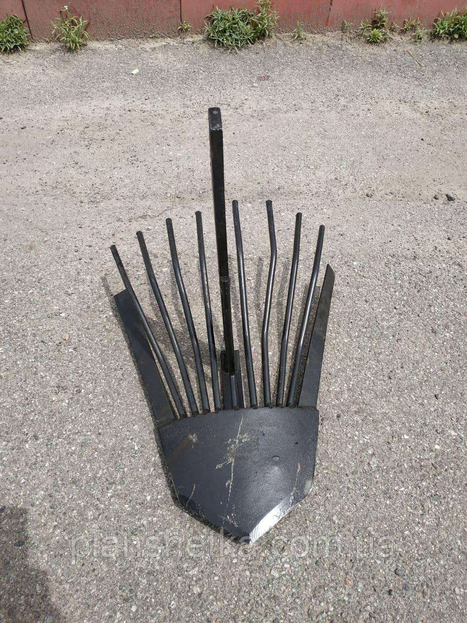 Лапа-копалка усиленная (мототрактор)