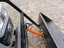 Фронтальный погрузчик ФН-1 для мототрактора ТМ Зализо, фото 2