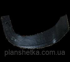 Ножа фрези тракторної 245 мм