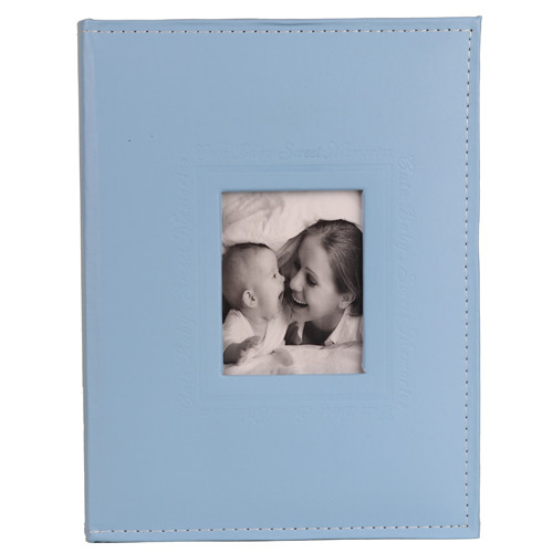 Фотоальбом CHAKO 10*15/200 PC-46200RCK Cute Baby Frame Blue