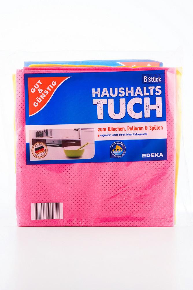 - EDEKA ганчірка для сухого та вологого прибирання (12*6)
