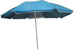 Зонт пляжный d1.8м Stenson MH-2686, синий