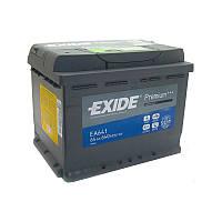 Аккумулятор 64Ah-12v Exide PREMIUM EA641(242х175х190),L,EN640