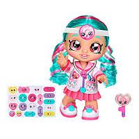 Кукла Moose Kindi Kids Доктор Синди Попс Fun Time (50036)