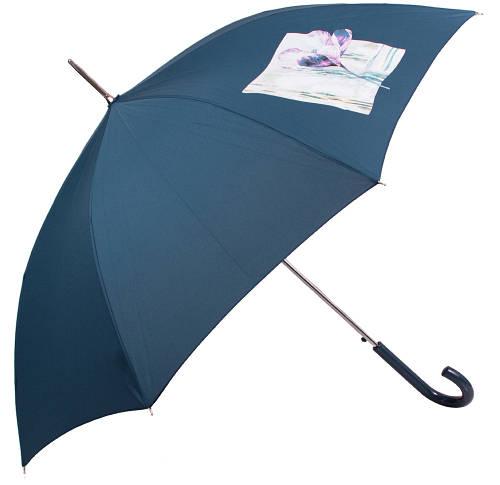 Оригинальный зонт-трость женский полуавтомат AIRTON (АЭРТОН) Z1621-9