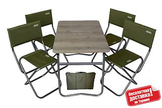 Комплект меблів складаний Novator SET-5 (100х60)