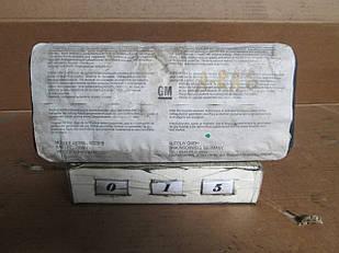 №15 Б/у Подушка безпеки  пасажира AIRBAG 90561111 для Opel Astra G 1998-2009