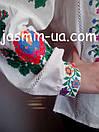 Льняная вышиванка детская, фото 4