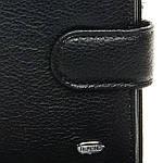 Кошелек мужской кожаный для прав DR. BOND черный (05-134), фото 2
